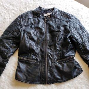 Jackets & Blazers - Black light moto jacket